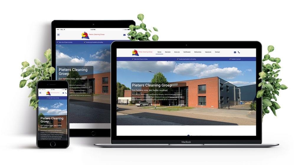 E-Expansion - Pieters - nieuwe website