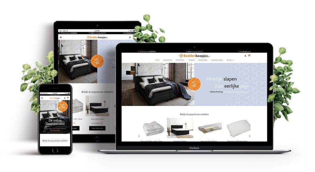 Beddenkoopjes - portfolio - new design