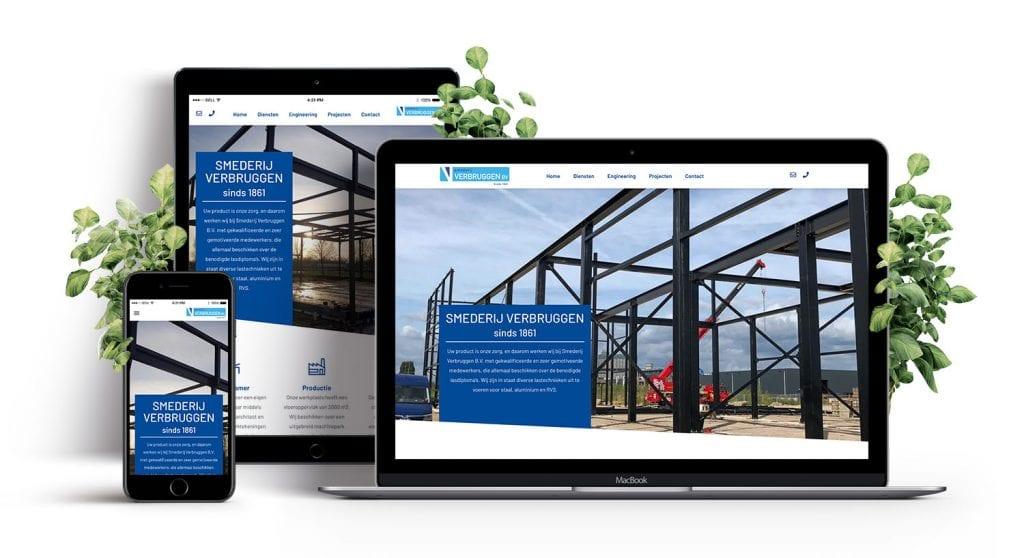 E-Expansion - new customer - Smederij Verbruggen