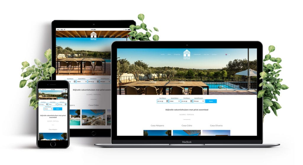 E-Expansion - new customer - Houses of Portugal