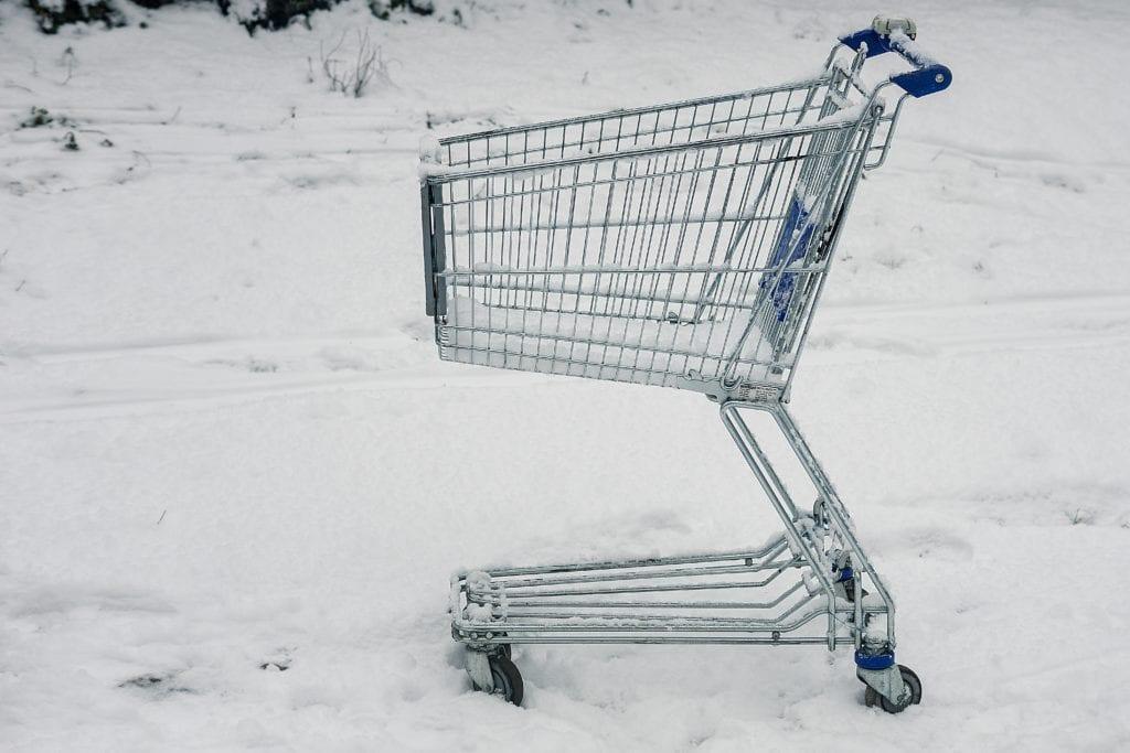 Bezoekers verlaten de winkelwagen zonder af te rekenen maar waarom is dat?