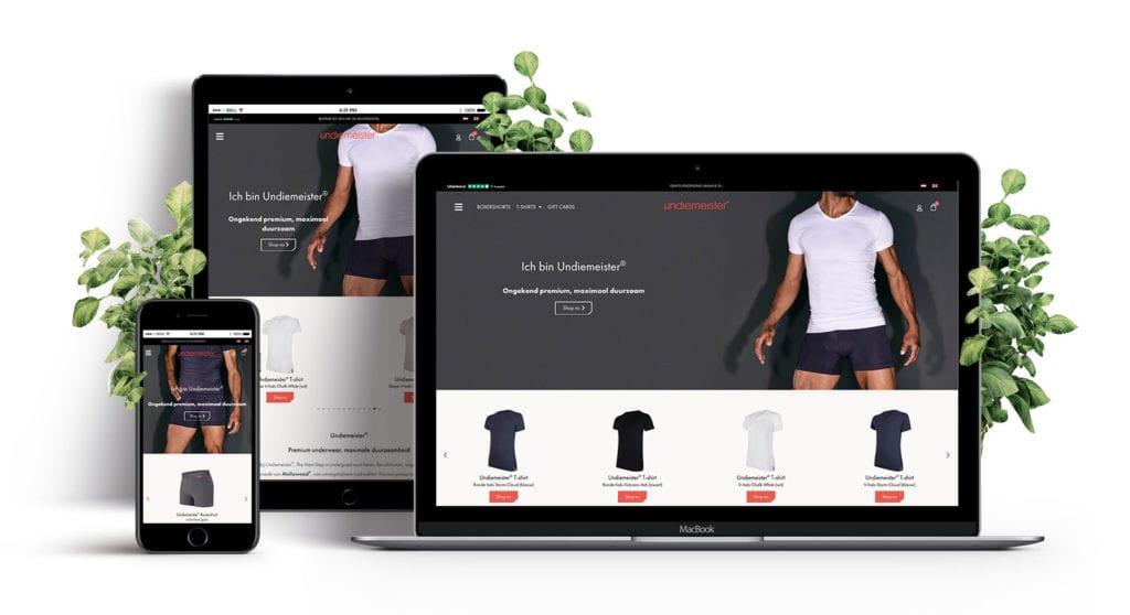 E-Expansion - Undiemeister - Website design