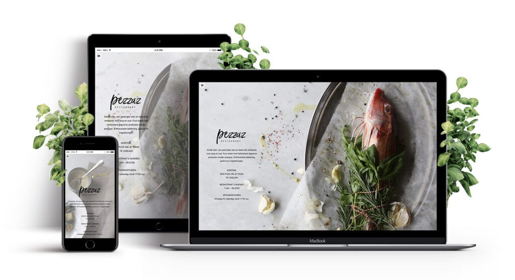 E-Expansion - Portfolio restaurant Pezzaz Nuenen