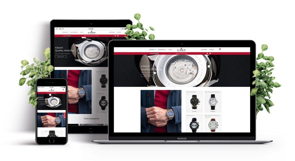 Portfolio Kiber watches
