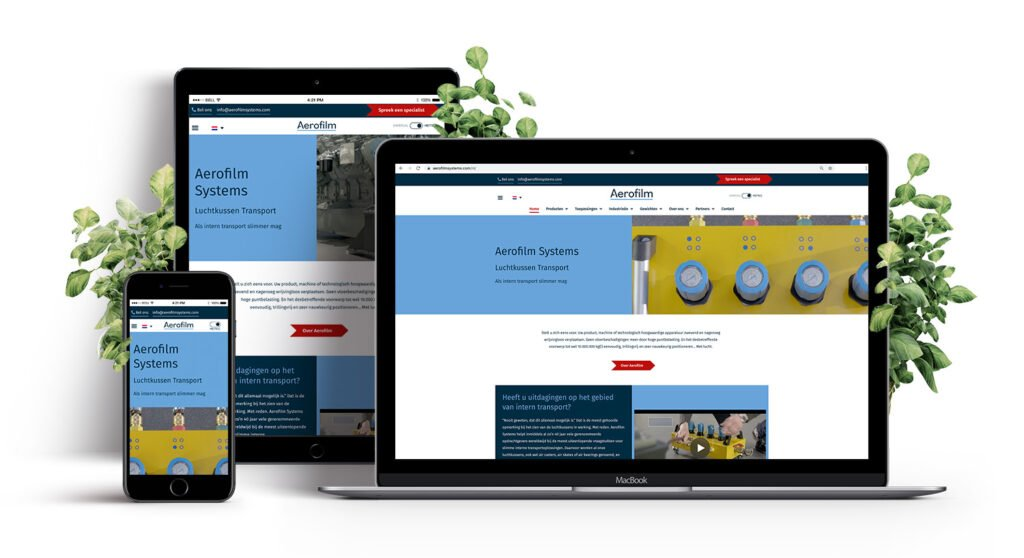 E-expasion portfolio Aerofilmsystems