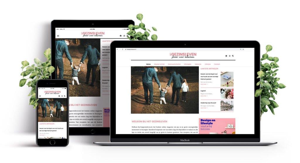 E-Expansion - portfolio - Het Gezinsleven