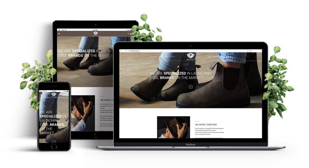 Paul company portfolio
