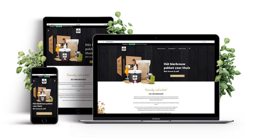 E-Expansion - portfolio - Brewmonkey