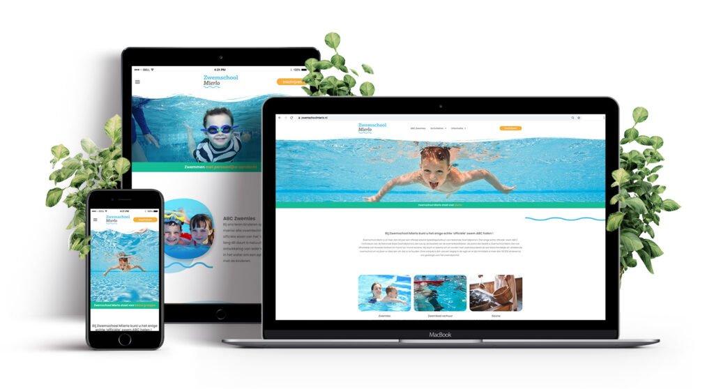 E-expansion portfolio Zwemschool Mierlo nieuw